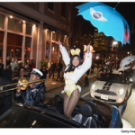 Playboy Superbowl Party, Mini-Cooper 2nd Line : New Orleans