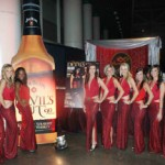 Maxim & Jim Beam Devil's Cut Mardi Gras Float Activation : New Orleans