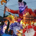 Maxim & Jim Beam Devil's Cut Mardi Gras Float Activation : New Orleans